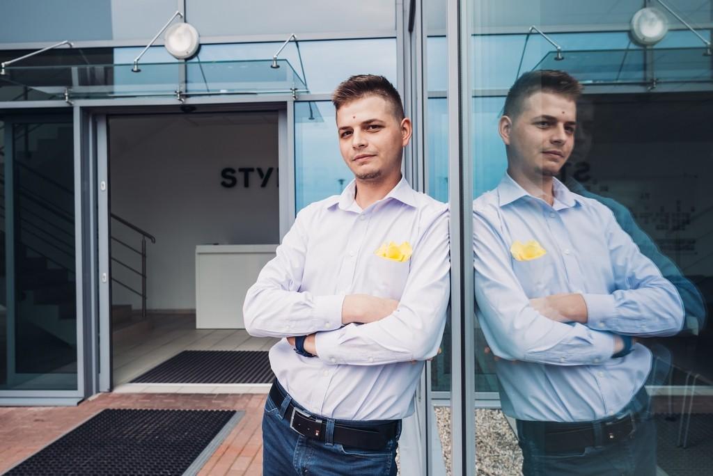 Jacek Frydrych – Dyrektor Zarządzający StylePit Poland Sp. z o.o.