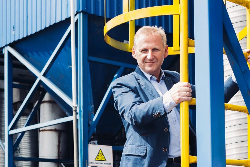 Tadeusz Redmann - Prezes Zarządu Dancoal Sp. z o.o.